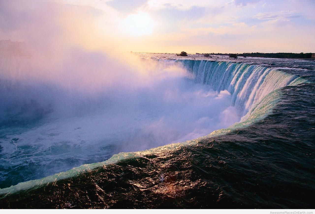 Awesome Niagara Falls Wallpaper Desktop1 Amazing Niagara Falls Hd
