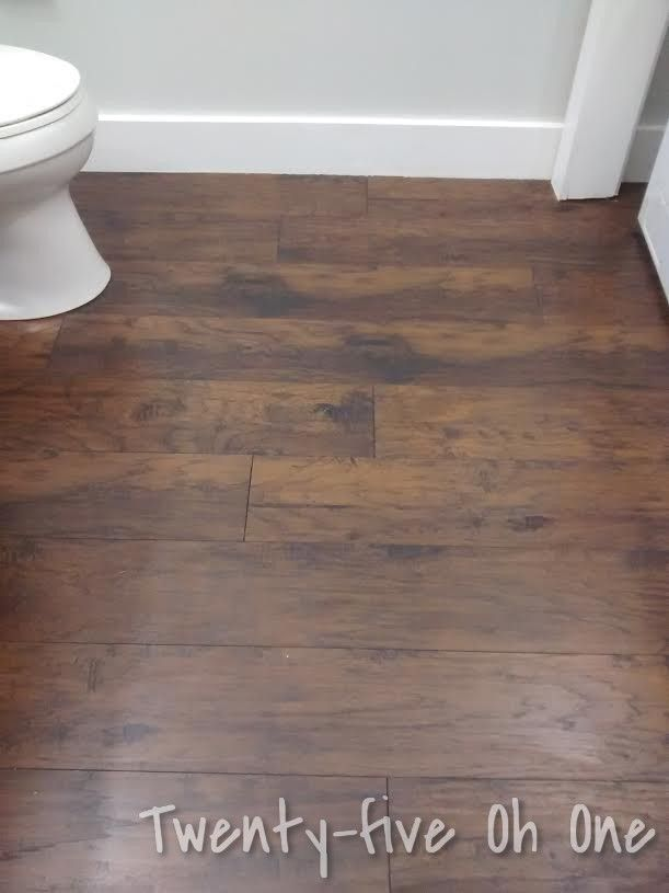 The Laundry Room Is Done Laminate Flooring Flooring Wood