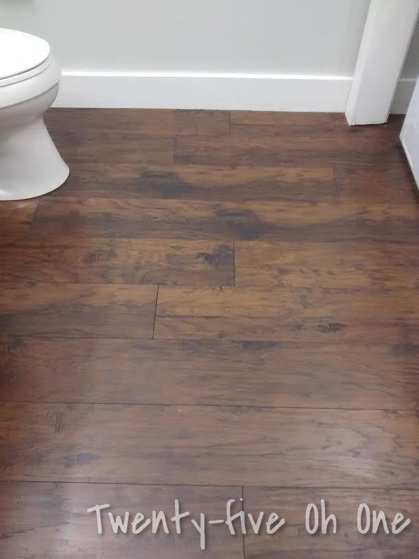 Traffic Master Saratoga Hickory Laminate Flooring Floors And