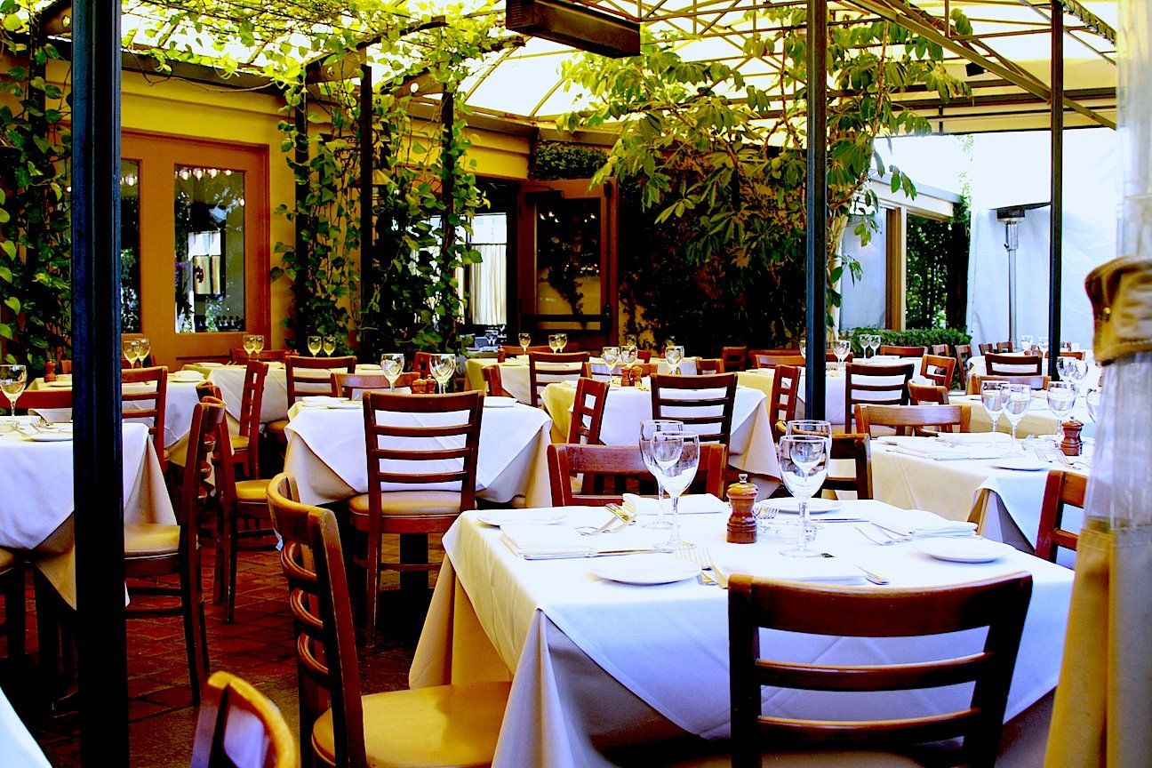 Ago Restaurant In Los Angeles Southern California West