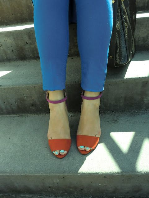 The most comfy shoes - see more @ freyle.blogspot.com