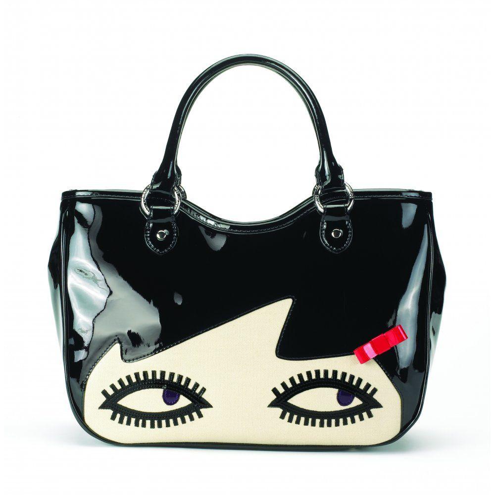 4b8d4b9d212 Lulu Guinness Small Wanda Handbag   Bag Hag   Pinterest   Bags, Lulu ...
