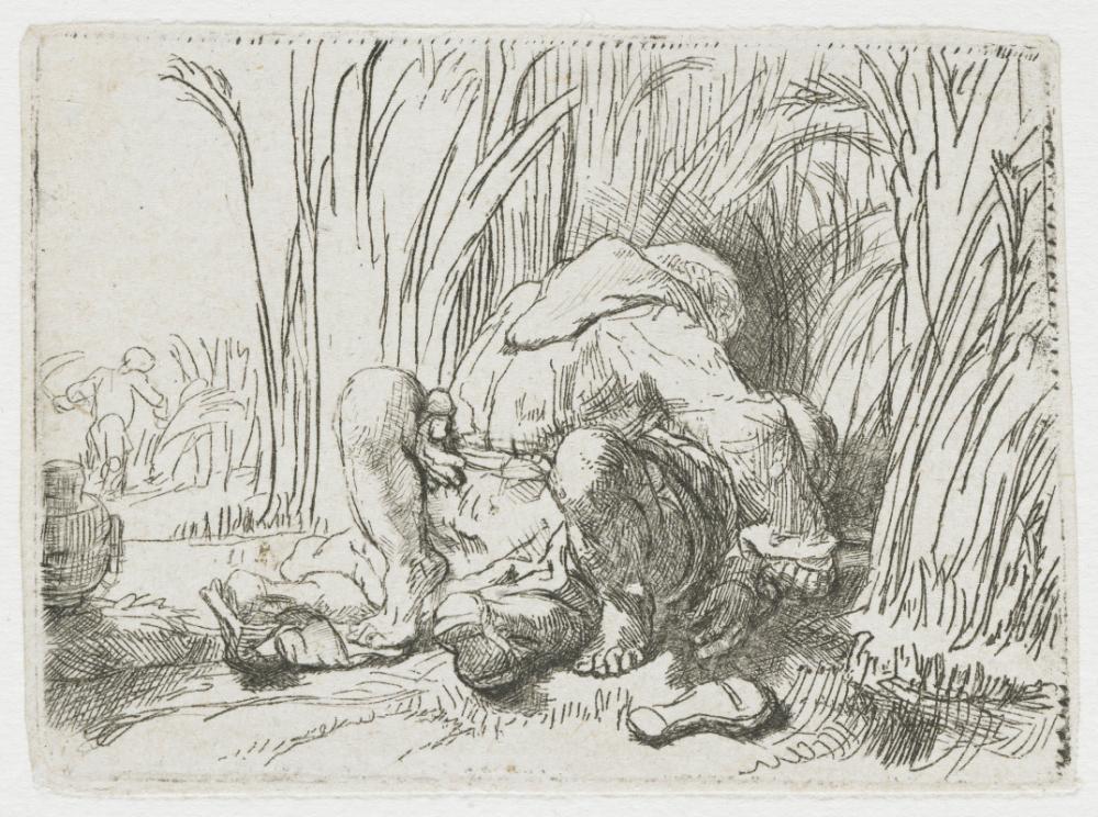 Рембрандт Харменс ван Рейн. Монах на кукурузном поле | Culture art, Rembrandt  van rijn, Art google