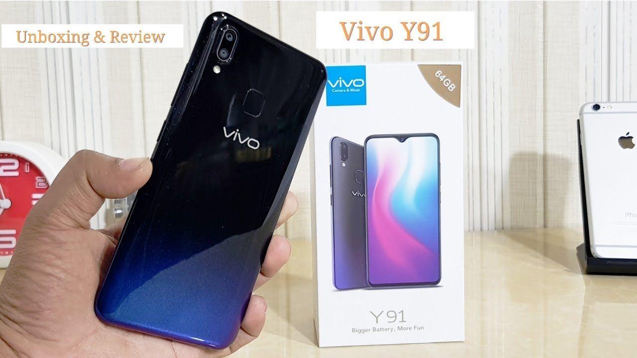 Vivo Y91 Unboxing | 4030 Mah Best Battery | Vivo Y91