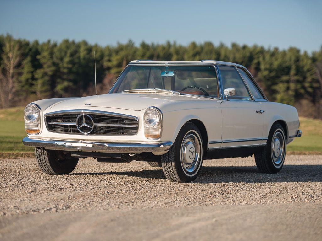 1967 Mercedes-Benz 230 SL \'Pagoda\' | Arizona 2016 | RM Sotheby\'s ...