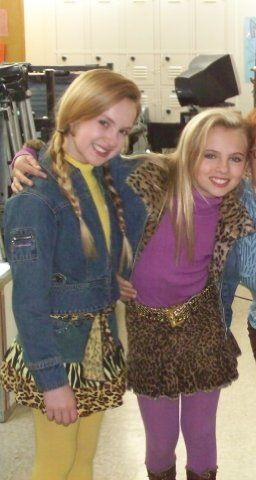 Chrissa stands strong mean girls Adair and Shelby Harmon ...