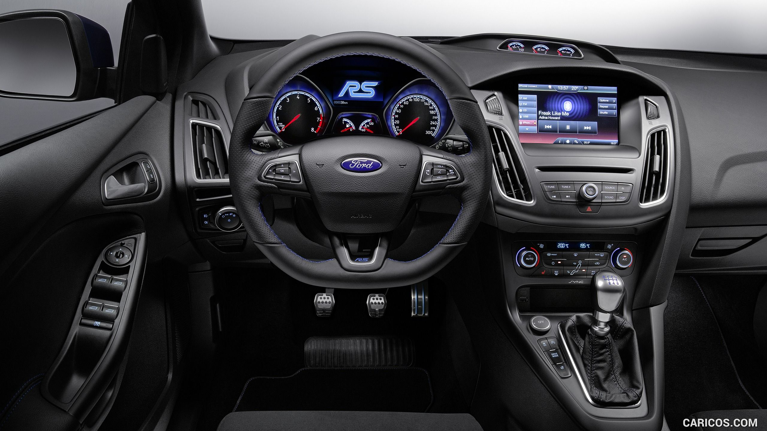 2016 ford focus is the featured model the 2016 ford focus rs interior image is added in car pictures category by the author on jun