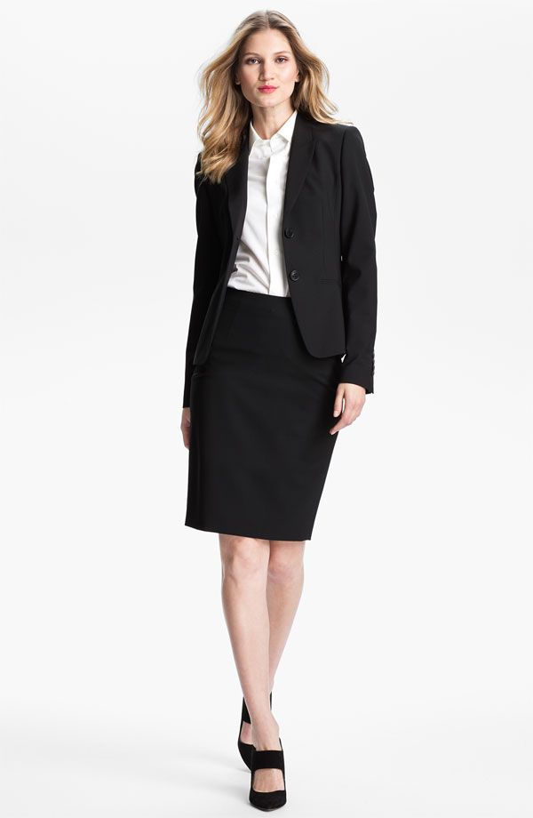 It's What Every Professional Woman Needs. The Seasonless Suit ...