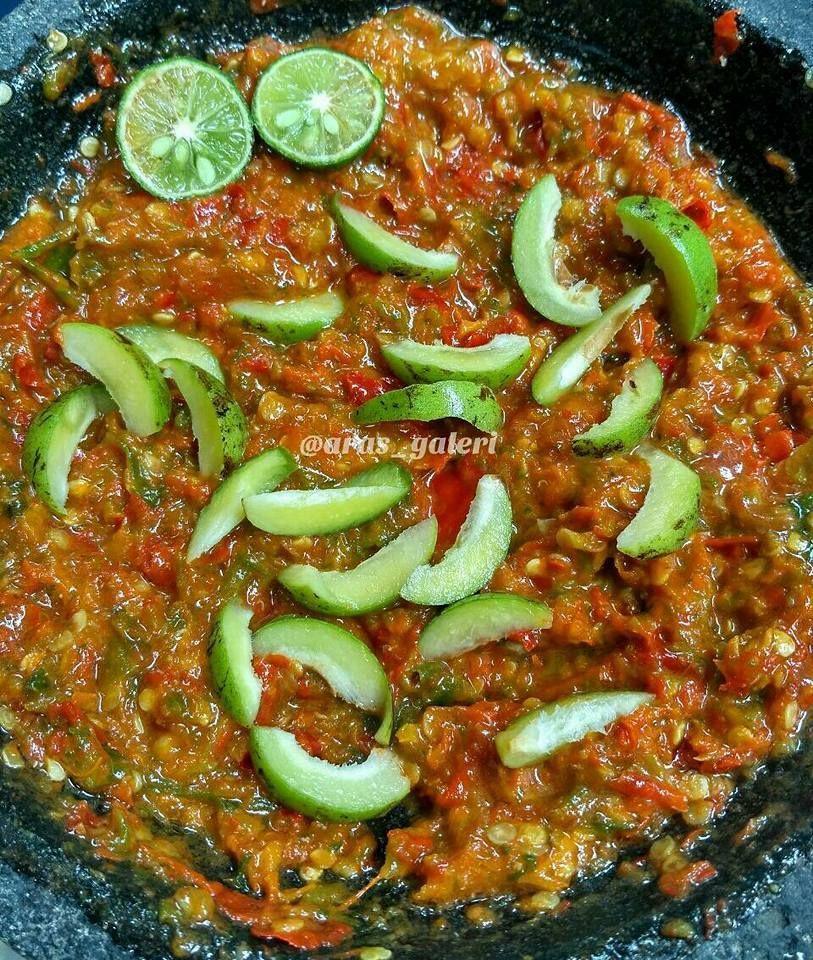 Resep Sambal Gandaria Sederhana Resep Makanan Asia Resep Resep Masakan