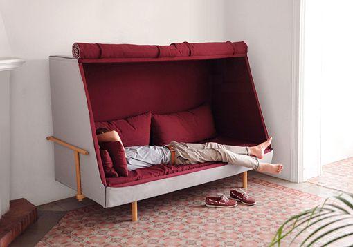 Orwell, un sofá con derecho a la intimidad