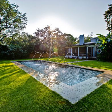 Pinterest for Pool design rectangular