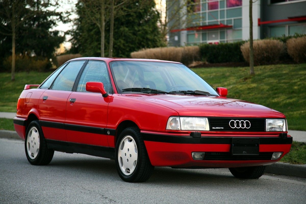 Kekurangan Audi 90 Quattro Tangguh