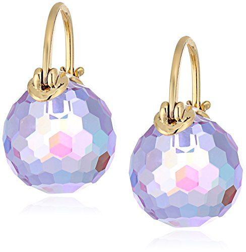 kate spade new york Bauble Light Purple Drop Earrings *** To view further for this item, visit the image link.