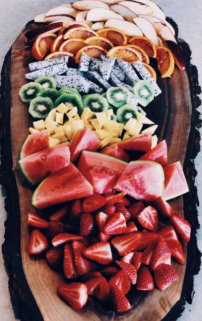Health aesthetic food