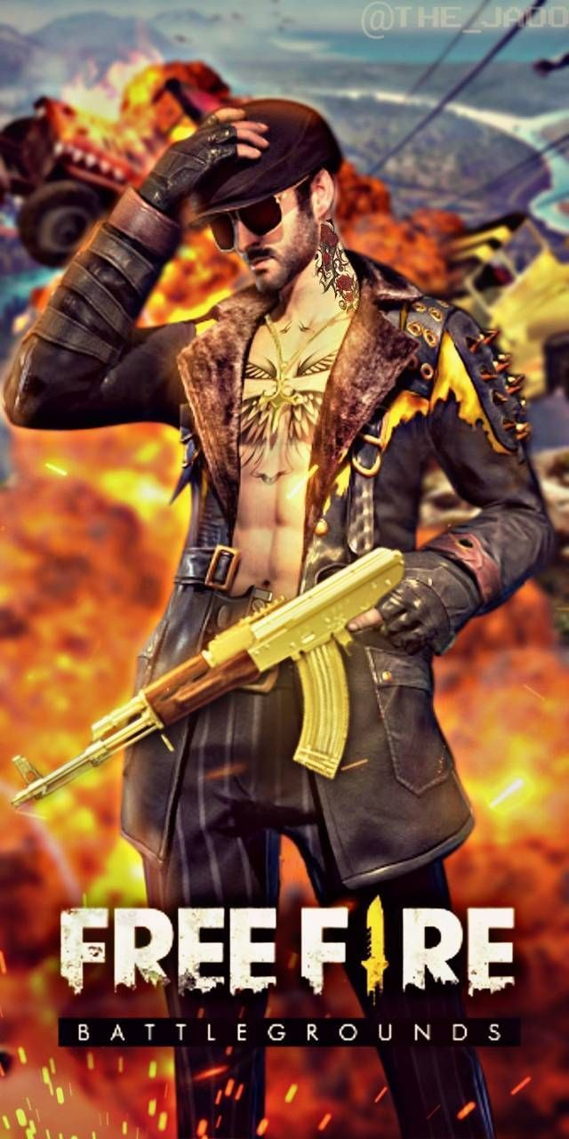 Garena Free Fire Free Diamonds 2020 Game Wallpaper Iphone Pc Games Wallpapers Fire Image