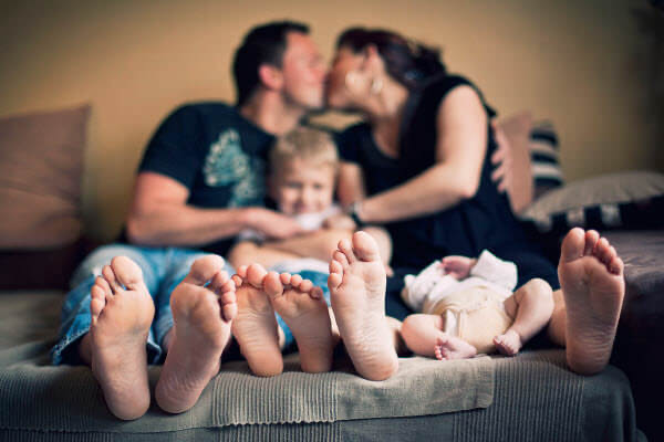 25+Innovative Family Photo Shoot Idea