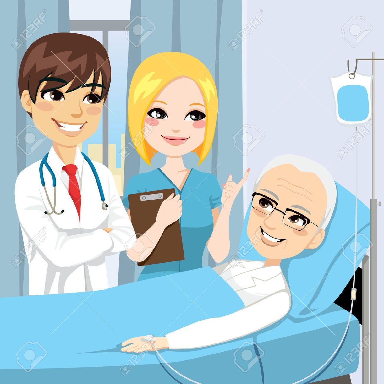 doctor hablando con paciente animado Buscar con Google