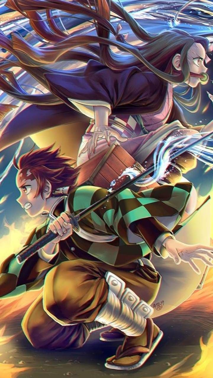 Photo of Demon Slayer wallpapers download our anime app wallpapers for more beautiful anime pic