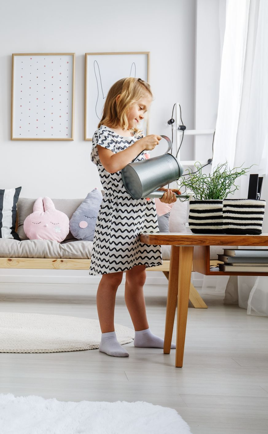 7 Tipps für Pflanzen im Kinderzimmer Kinder zimmer
