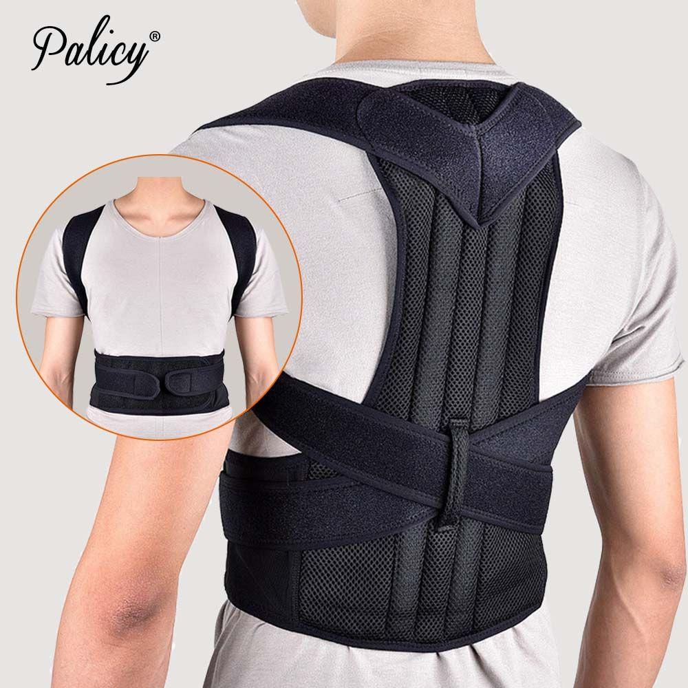 Posture Corrector Back Support Belt Men Orthopedic Posture
