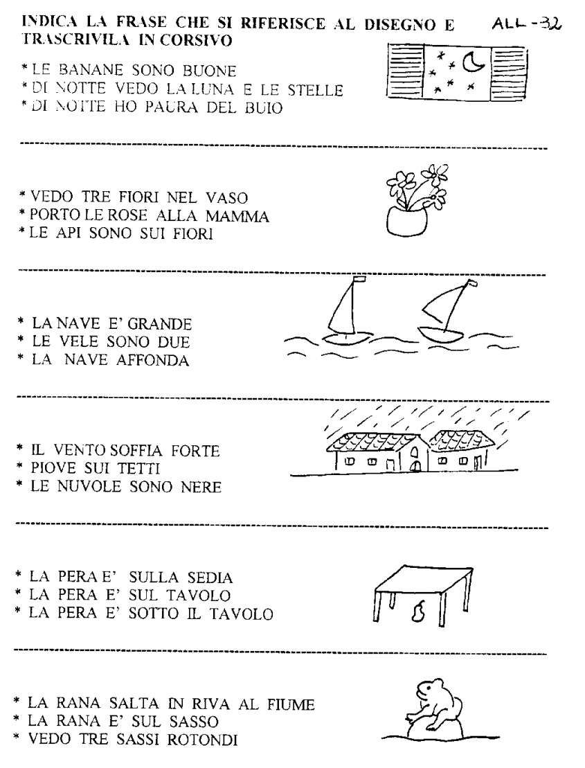 Schede Ortografiche Per I Bambini Scheda Da Completare