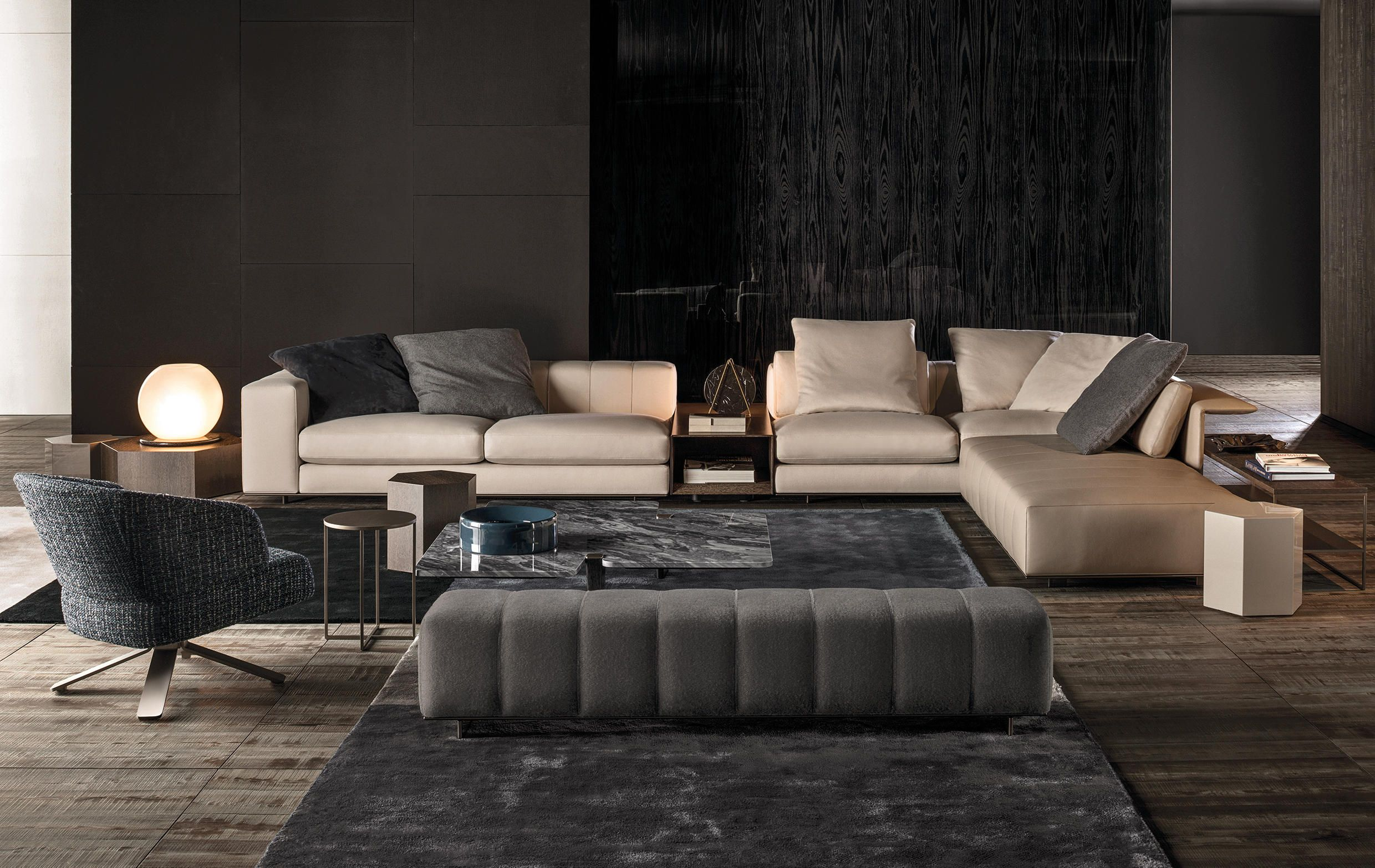Freeman Duvet Sofa by Minotti | FFE | Sofa | Pinterest ...