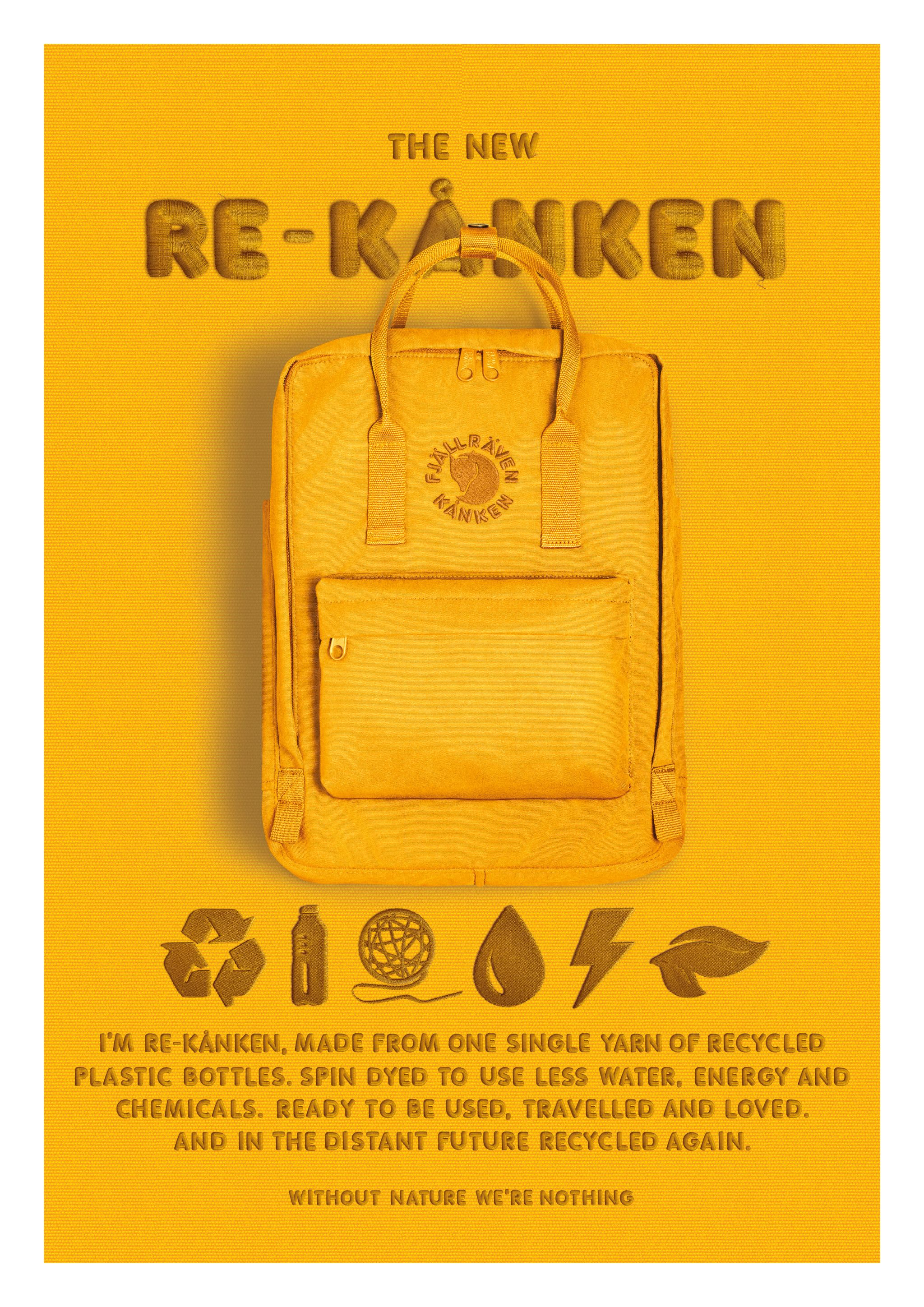 Image result for kanken ads