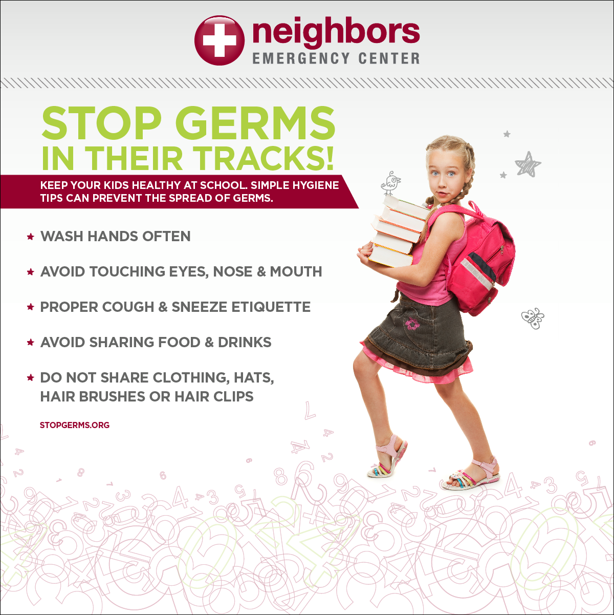 Make Sure Your Kids Are Staying Healthy This Schoolyear