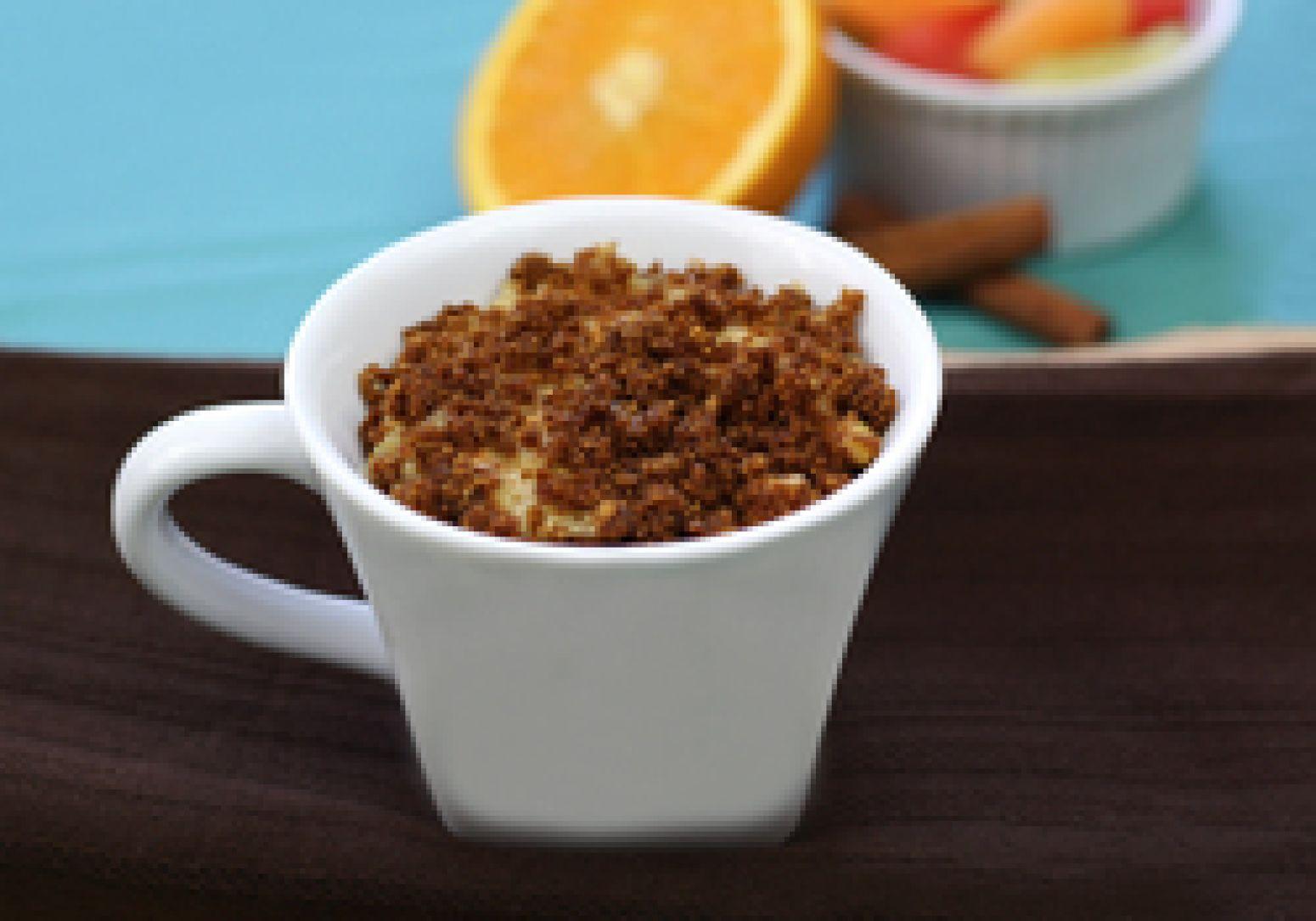 Coffee Cake in a Mug Recipe Food recipes, Mug recipes