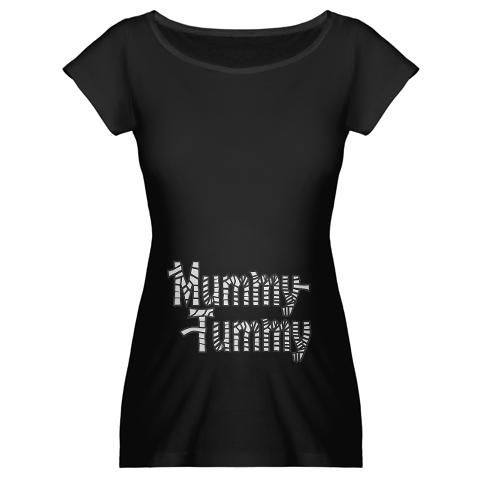 Mummy Tummy Halloween Maternity Dark T-Shirt \u003e Mummy Tummy Halloween - halloween t shirt ideas