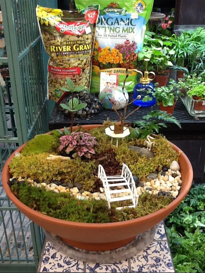 Fairy Garden And Supplies