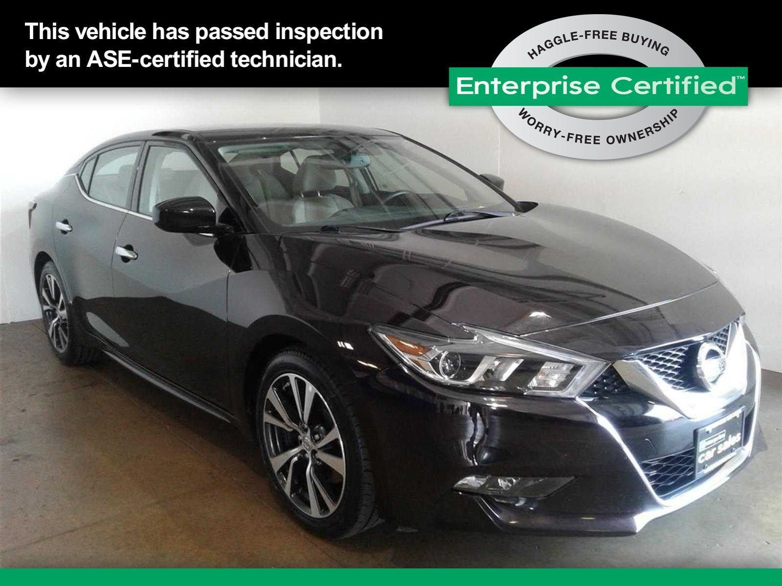 Used Cars Houston By Owner >> 2016 Nissan Maxima Houston Tx Used Nissan Maxima For Sale