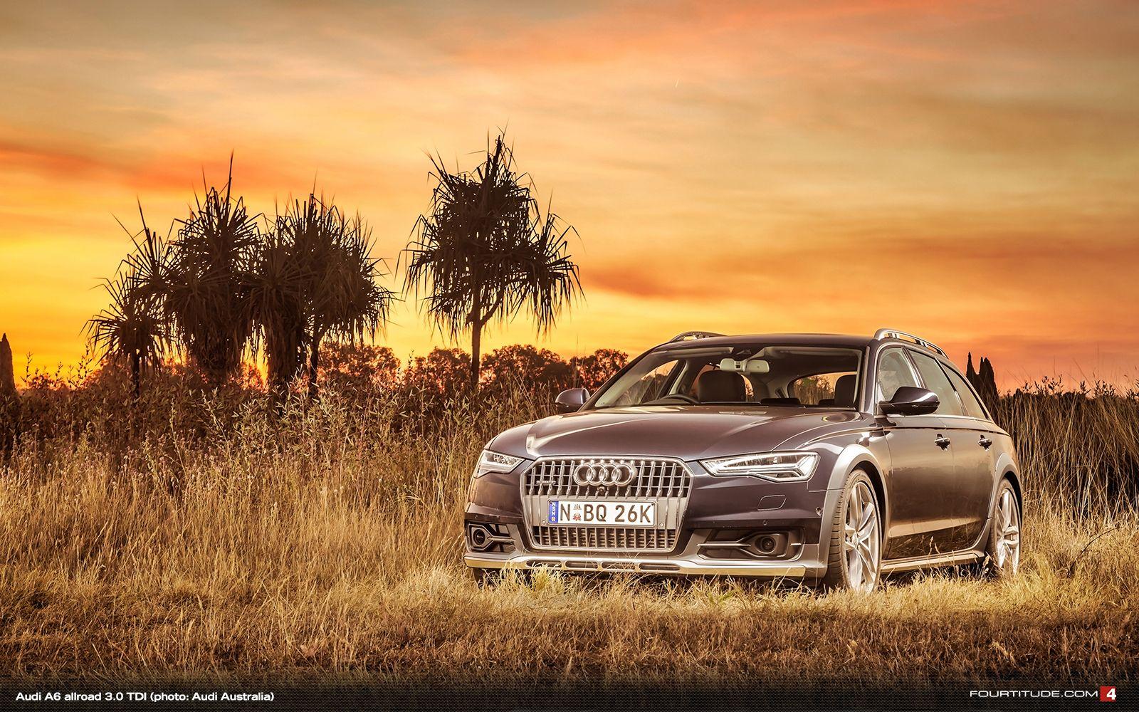 New Audi A6 Allroad Traumauto Autos