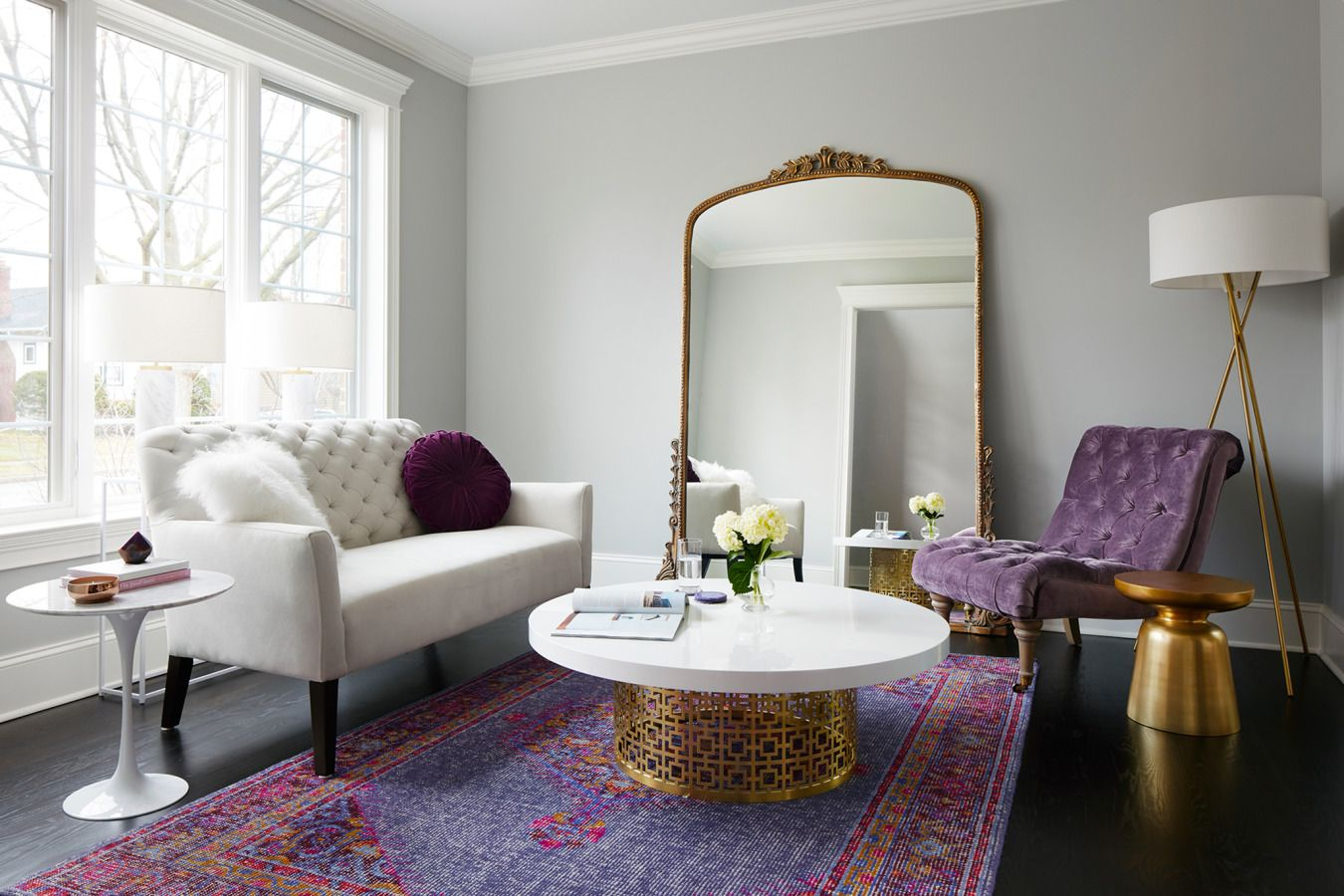 Living It up in the Chicago Suburbs | Spaces, Traditional interior ...