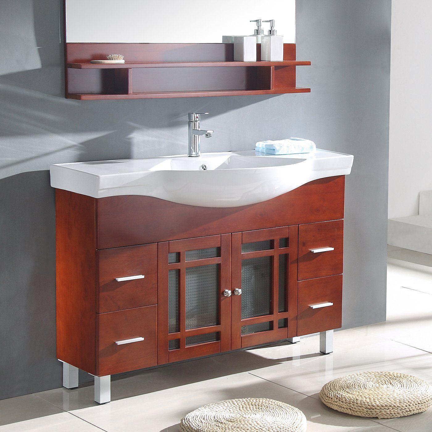 Narrow Depth Bathroom Vanity Pcd Homes Bathroom Vanities For