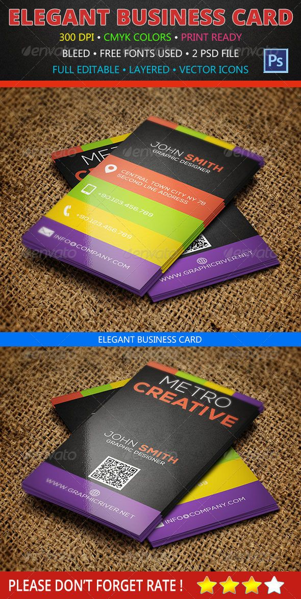 Creative business card 129 business cards fonts and business creative business card 129 reheart Images