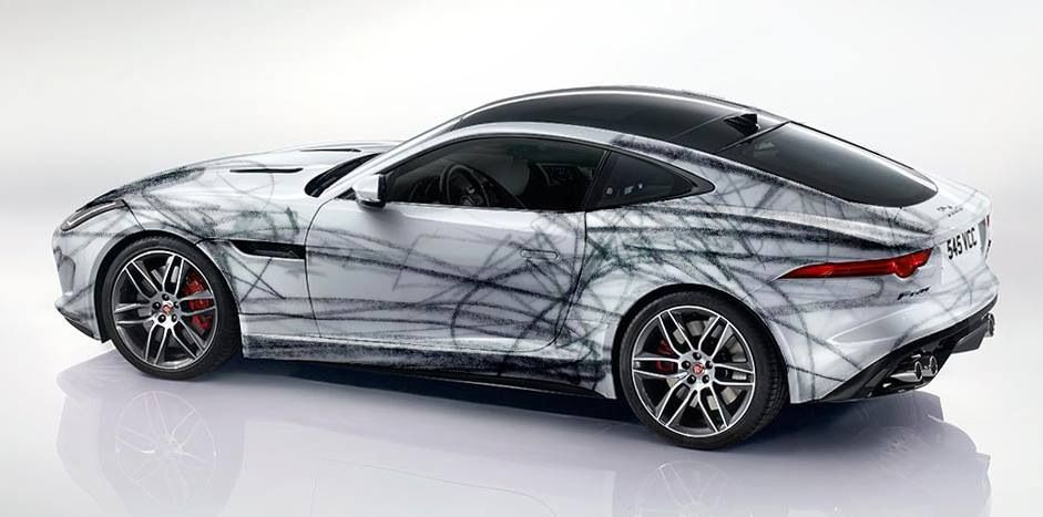 What do you think of the paint job on this FTYPE? Justin