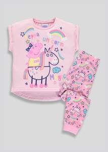 692a067058c25 Peppa Pig Clothing Online: Peppa Pig Unicorn Pyjamas – Novelty-Characters