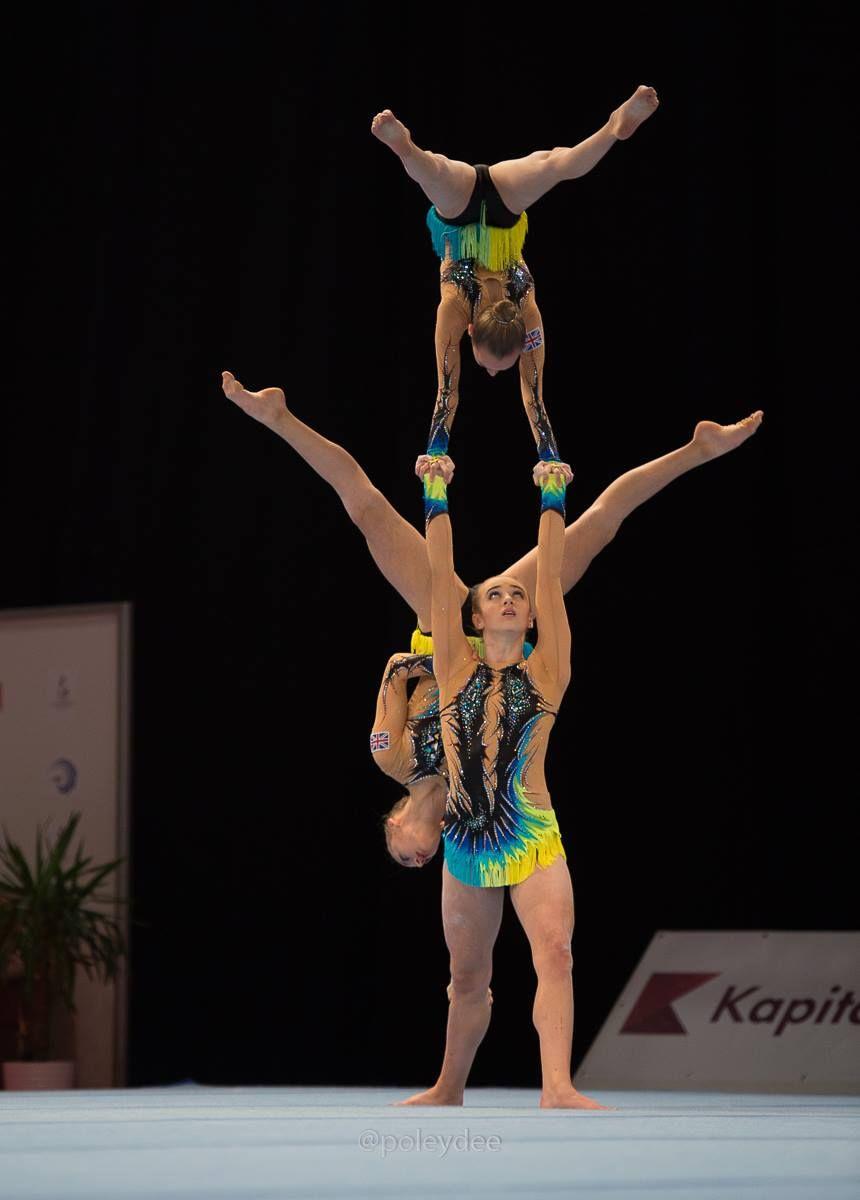 Acrobatic Gymnastics Acrobatic gymnastics, Acro