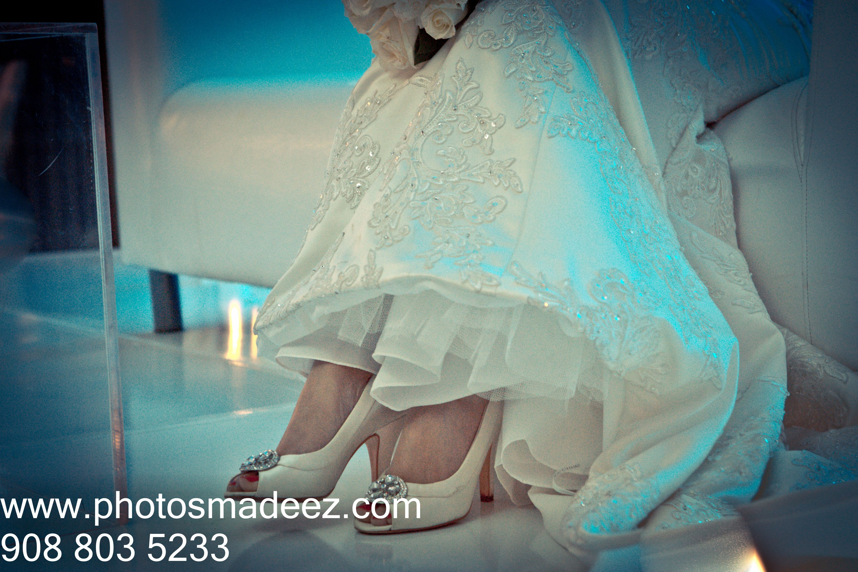 Brides Shoes For Wedding Reception In Morristown Westin South