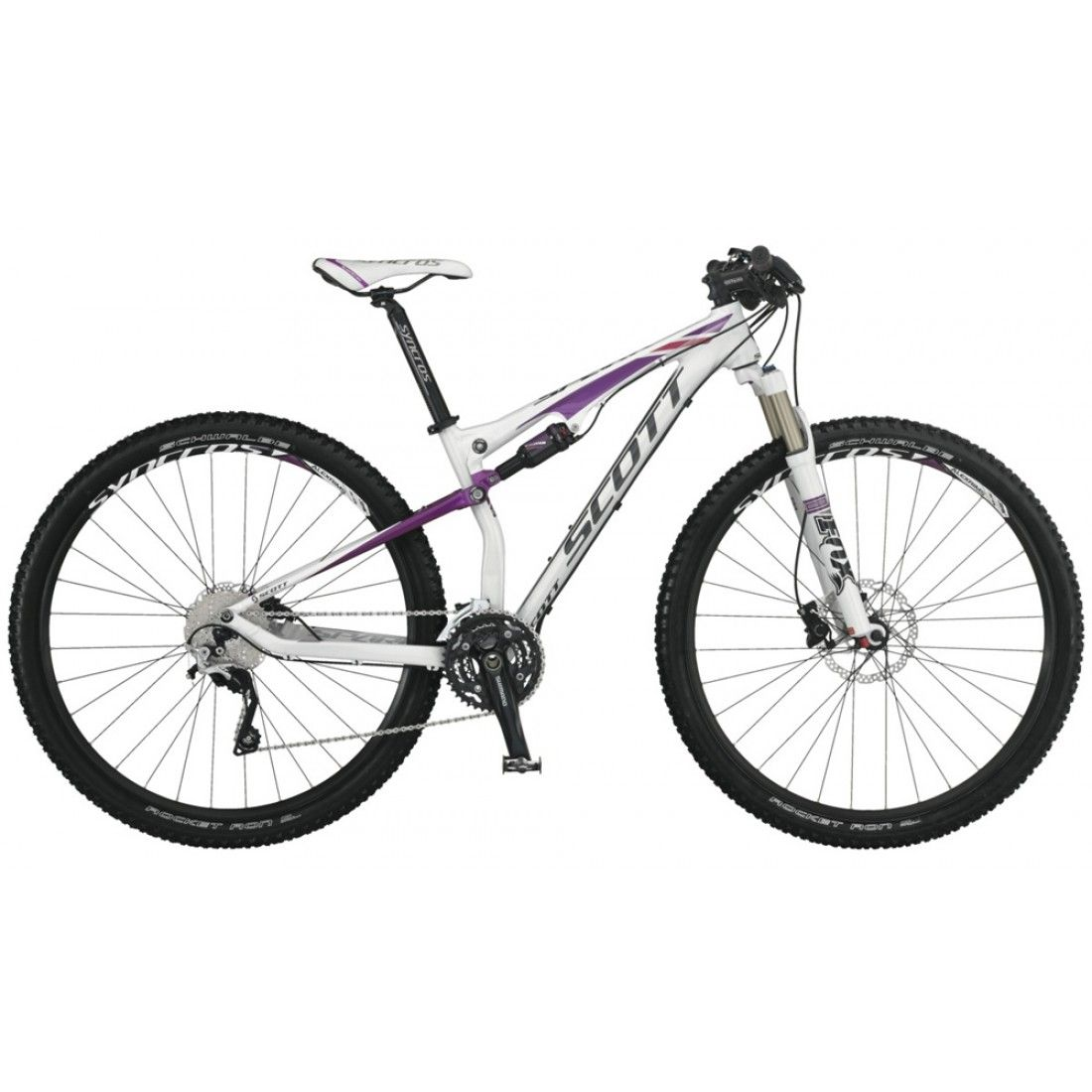 Scott Contessa Spark 900 Womens Mountain Bike 2013 - Full Suspension MTB