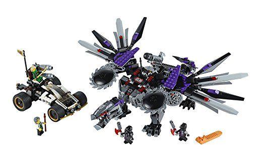Lego Ninjago 70725 Nindroid Robo Drache Amazon De Spielzeug Ninjago Spielzeug Lego Ninjago Lego