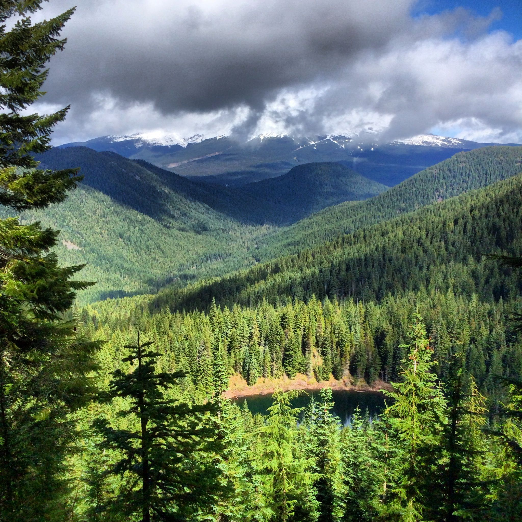 Solo backpacking mission through the Pacific Northwest | Mt. Hood Area