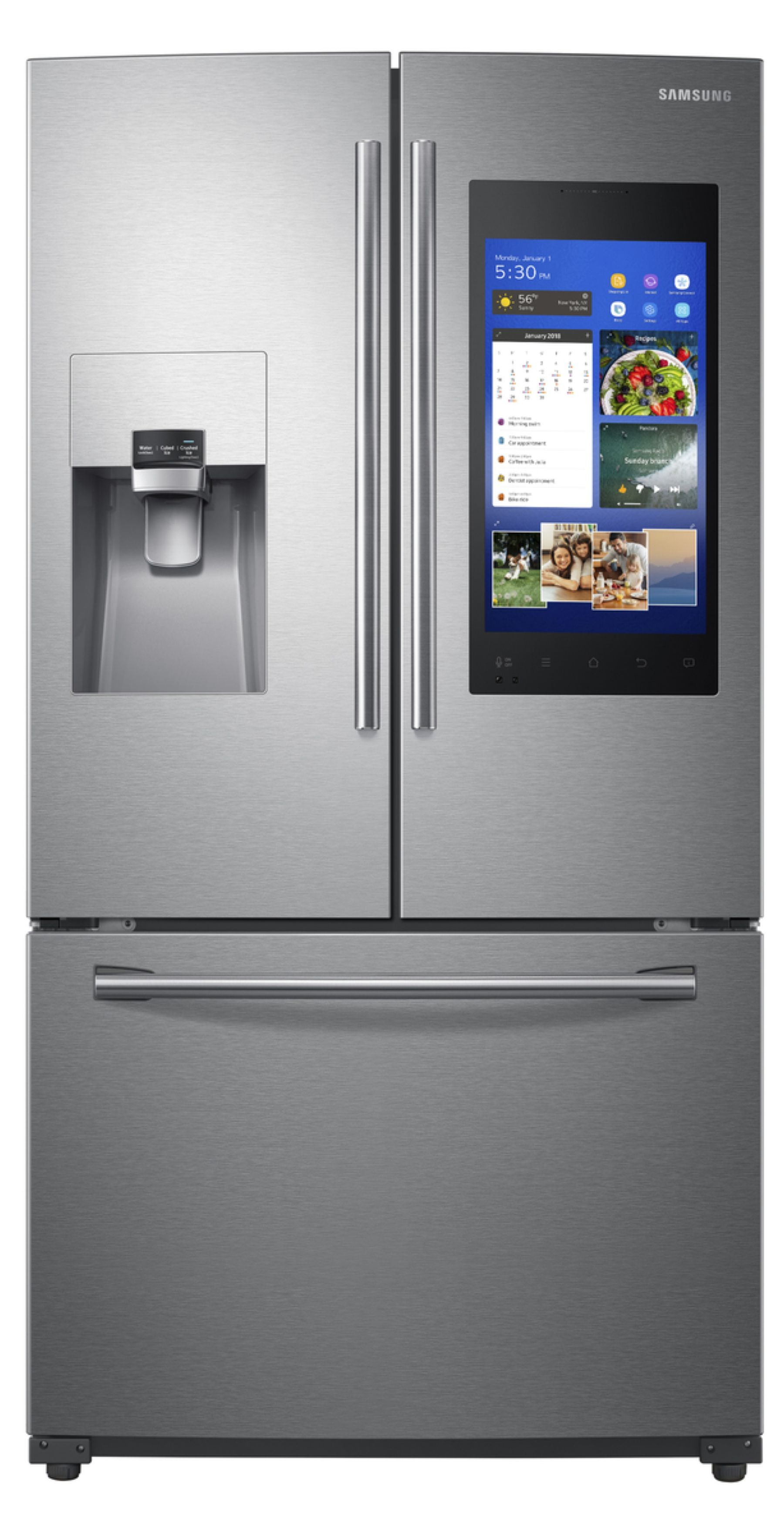 Sears Online French Door Refrigerator Stainless Steel