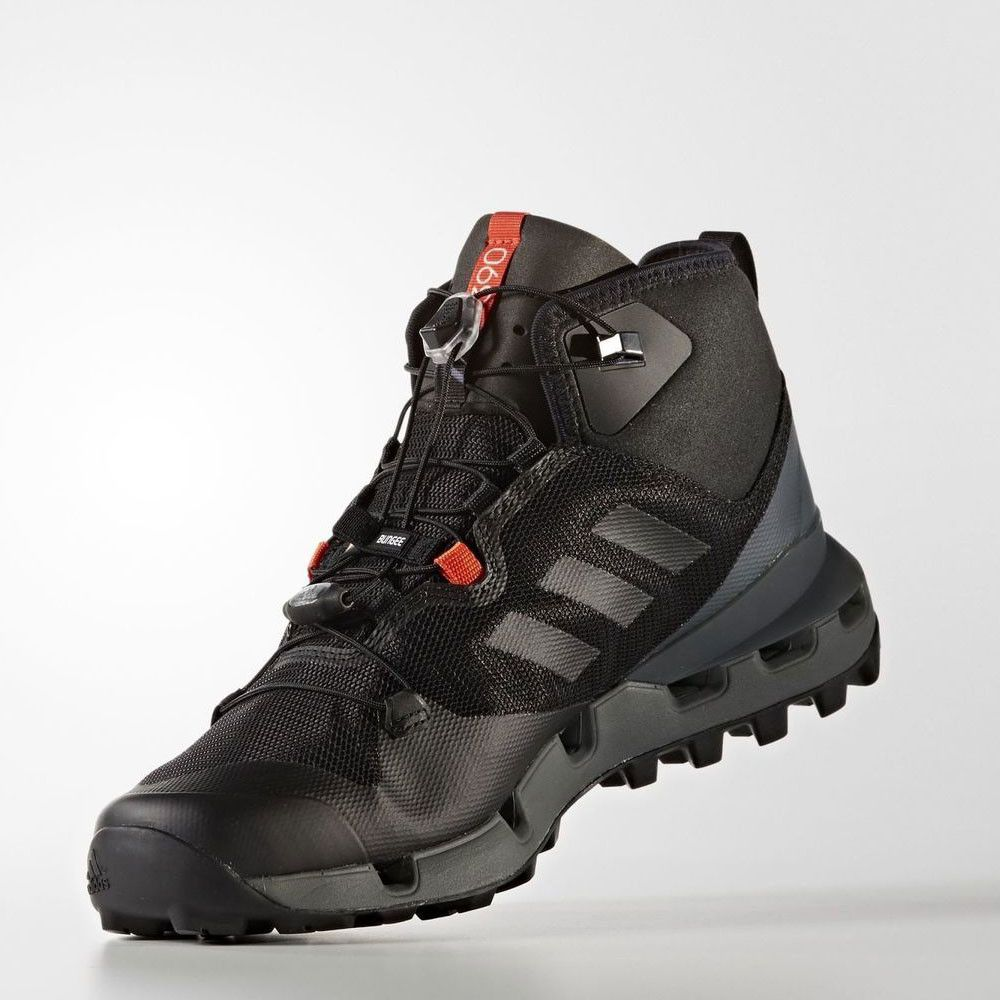 Adidas Terrex Fast Mid Gore-Tex Surround Walking Boots ...