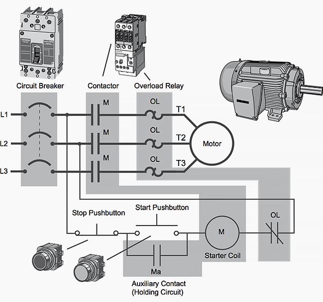 Soft Starter Wiring Diagram Trailer Lights Uk Ac Electric Motor U2026 Electricity Notes Elect U2026motor More