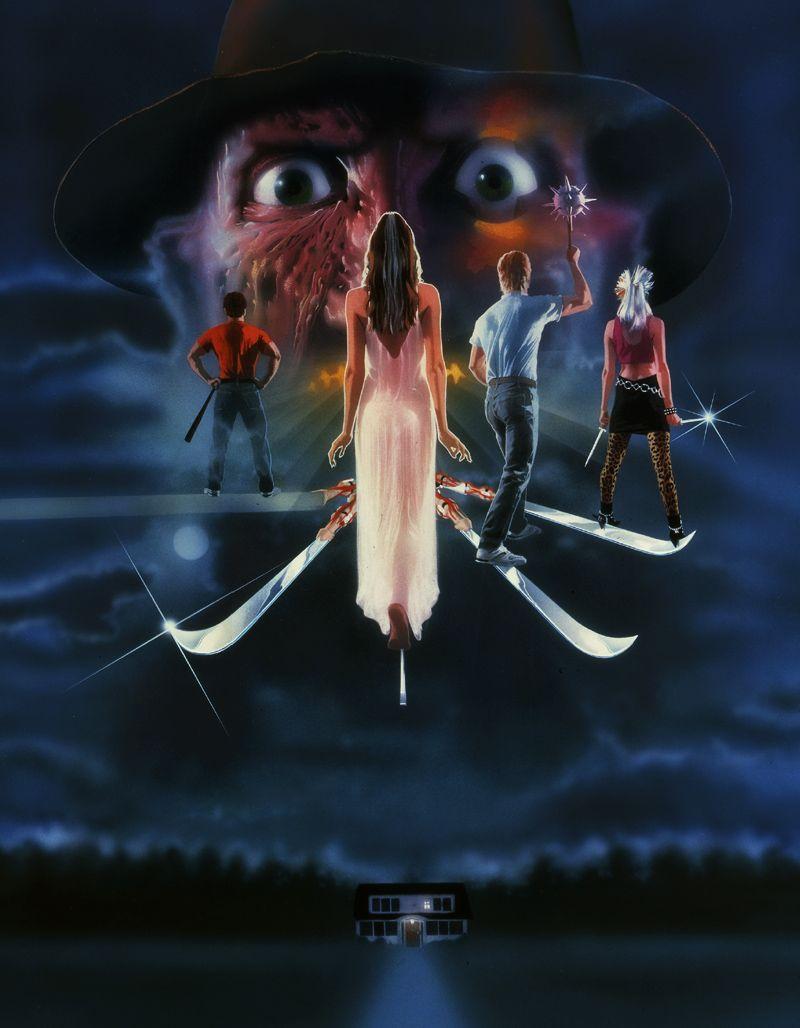 By Matthew Peak Personajes De Terror Pesadilla En Elm Street Peliculas De Los 80
