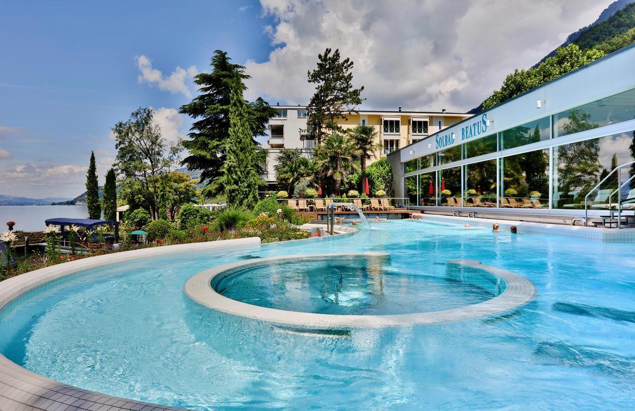 Booking Com Beatus Wellness Spa Hotel Merligen Switzerland