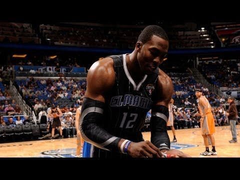 Dwight Howard S Top 10 Defensive Plays Of The 2011 2012 Nba Season Dwight Howard Nba Season Nba