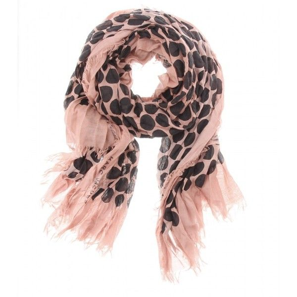 I love the Marc Jacobs Dot Scarf but really $595 i want this tooo bad its costs an arm and a leg
